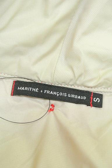 MARITHE FRANCOIS GIRBAUD(マリテフランソワジルボー)の古着「中綿リボンカラーベスト(ベスト・ジレ)」大画像6へ