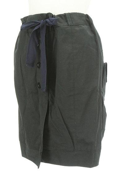 MARITHE FRANCOIS GIRBAUD(マリテフランソワジルボー)の古着「ウエストリボンセミタイトスカート(スカート)」大画像3へ