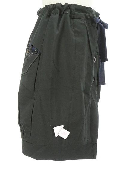MARITHE FRANCOIS GIRBAUD(マリテフランソワジルボー)の古着「ウエストリボンセミタイトスカート(スカート)」大画像4へ