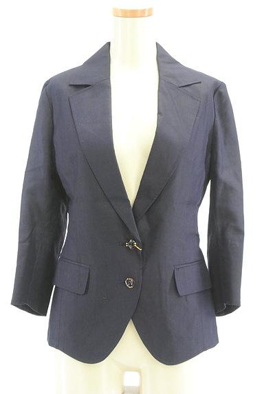 KarL Park Lane(カールパークレーン)の古着「7分袖テーラードジャケット(ジャケット)」大画像1へ