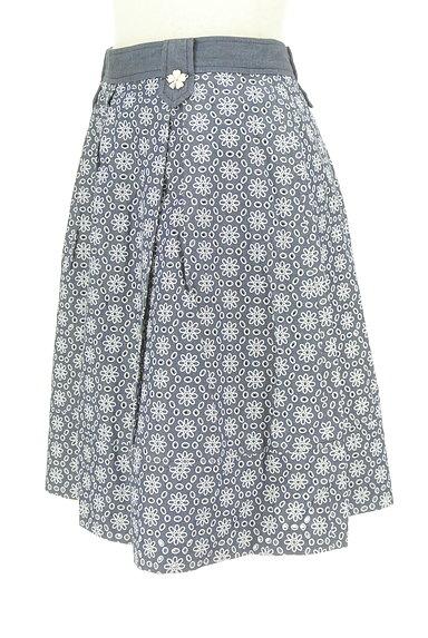 KarL Park Lane(カールパークレーン)の古着「花柄カッティングスカート(スカート)」大画像3へ