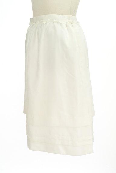 KarL Park Lane(カールパークレーン)の古着「裾ティアードフレアスカート(スカート)」大画像3へ
