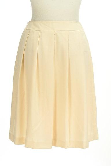 KarL Park Lane(カールパークレーン)の古着「タックフレア膝丈スカート(スカート)」大画像2へ