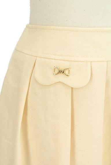 KarL Park Lane(カールパークレーン)の古着「タックフレア膝丈スカート(スカート)」大画像4へ