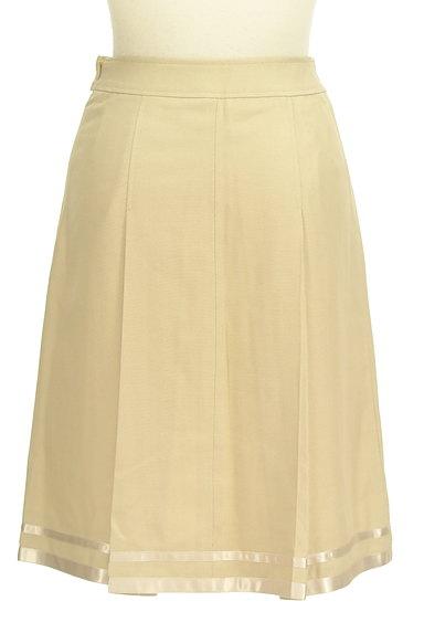 KarL Park Lane(カールパークレーン)の古着「タックプリーツ膝丈スカート(スカート)」大画像2へ