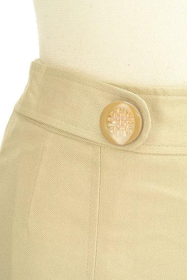 KarL Park Lane(カールパークレーン)の古着「タックプリーツ膝丈スカート(スカート)」大画像4へ