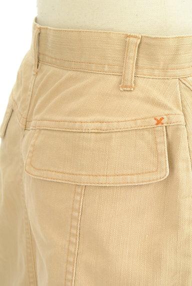 OZOC(オゾック)の古着「裾ペプラムカラースカート(スカート)」大画像4へ