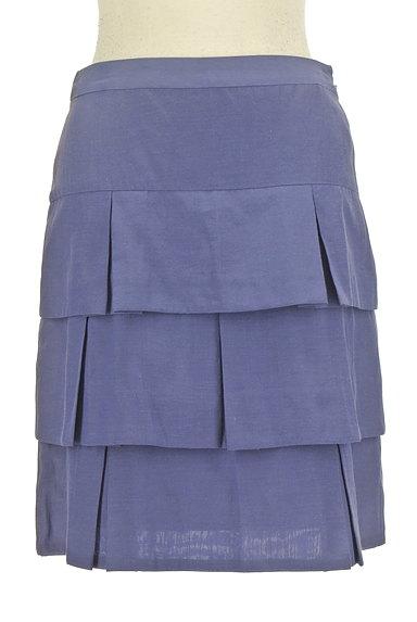 Brahmin(ブラーミン)の古着「ティアードフリルカラースカート(ミニスカート)」大画像1へ