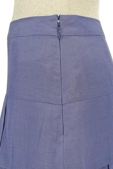 Brahmin(ブラーミン)の古着「ティアードフリルカラースカート(ミニスカート)」大画像5へ