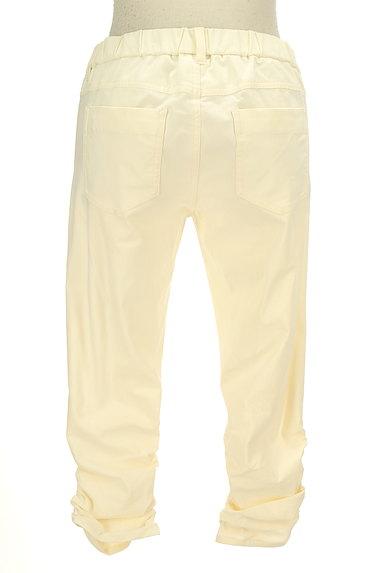 BEATRICE(ベアトリス)の古着「裾シャーリングクロップドパンツ(パンツ)」大画像2へ
