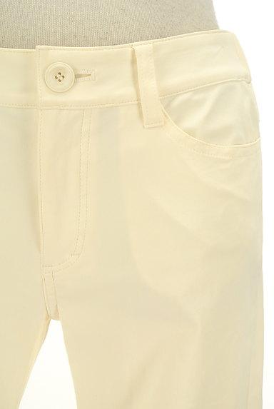 BEATRICE(ベアトリス)の古着「裾シャーリングクロップドパンツ(パンツ)」大画像4へ