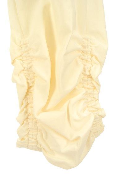 BEATRICE(ベアトリス)の古着「裾シャーリングクロップドパンツ(パンツ)」大画像5へ