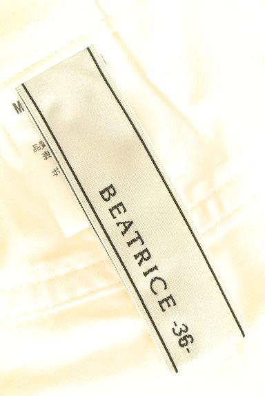 BEATRICE(ベアトリス)の古着「裾シャーリングクロップドパンツ(パンツ)」大画像6へ