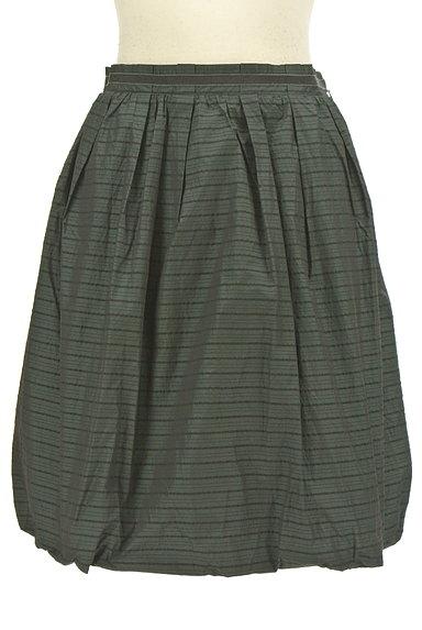 BEATRICE(ベアトリス)の古着「タックバルーン膝丈スカート(スカート)」大画像1へ