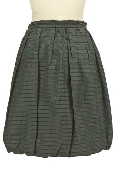 BEATRICE(ベアトリス)の古着「タックバルーン膝丈スカート(スカート)」大画像2へ