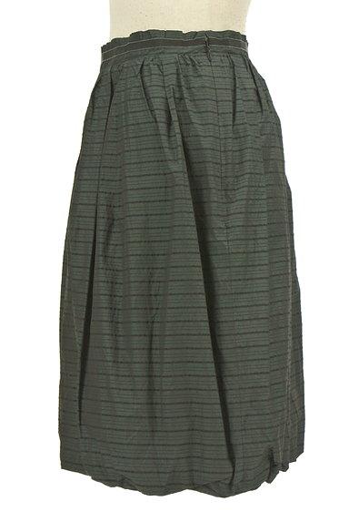BEATRICE(ベアトリス)の古着「タックバルーン膝丈スカート(スカート)」大画像3へ