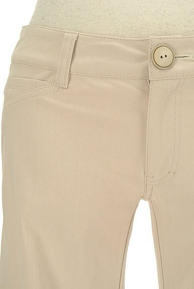 BEATRICE(ベアトリス)の古着「裾ギャザーカラースキニーパンツ(パンツ)」大画像4へ