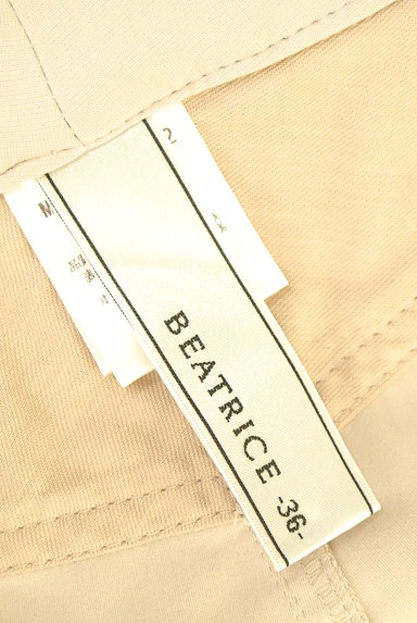 BEATRICE(ベアトリス)の古着「裾ギャザーカラースキニーパンツ(パンツ)」大画像6へ