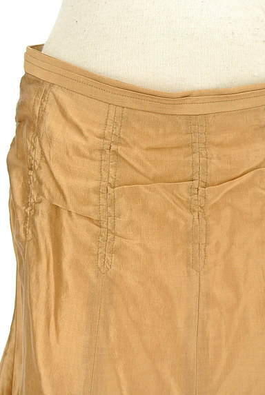 ARTISAN(アルチザン)の古着「シャイニー裾ティアードスカート(スカート)」大画像4へ