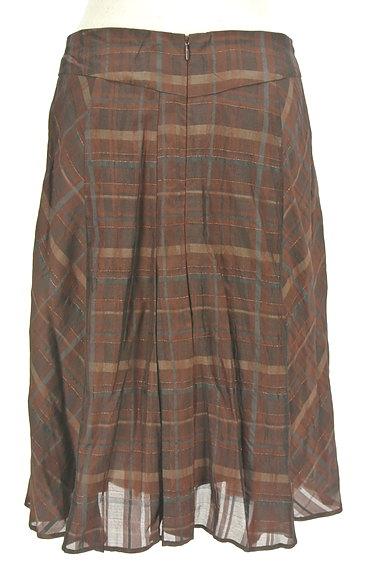 ARTISAN(アルチザン)の古着「チェック柄フレアスカート(スカート)」大画像2へ