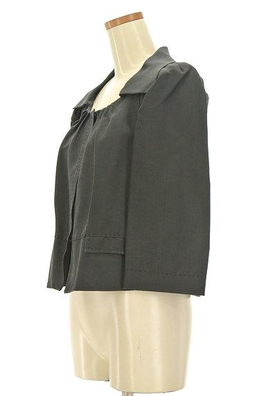 ALBERTA FERRETTI(アルベルタフェレッティ)の古着「変形襟デザインジャケット(ジャケット)」大画像3へ