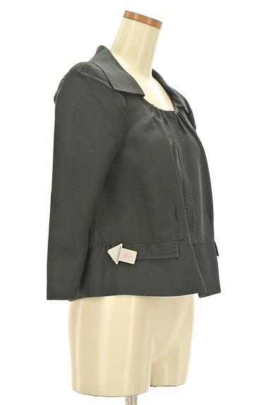 ALBERTA FERRETTI(アルベルタフェレッティ)の古着「変形襟デザインジャケット(ジャケット)」大画像4へ