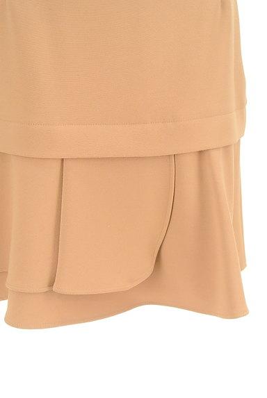 MAX&Co.(マックス&コー)の古着「裾変形フリルミニスカート(ミニスカート)」大画像4へ