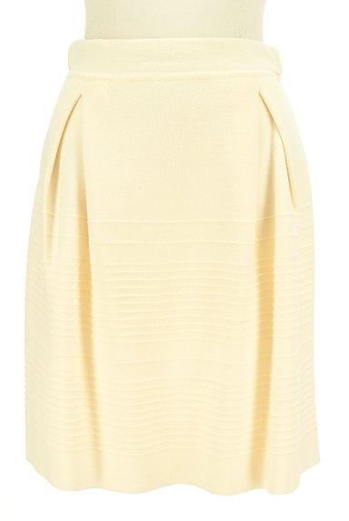 MAX&Co.(マックス&コー)の古着「タックセミフレアニットスカート(スカート)」大画像1へ