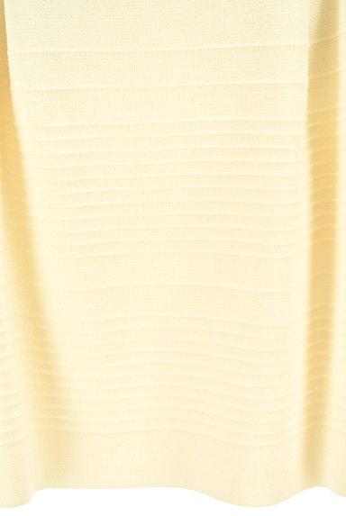 MAX&Co.(マックス&コー)の古着「タックセミフレアニットスカート(スカート)」大画像5へ