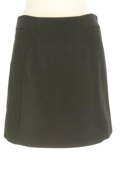 MAX&Co.(マックス&コー)の古着「台形ウールミニスカート(ミニスカート)」大画像1へ
