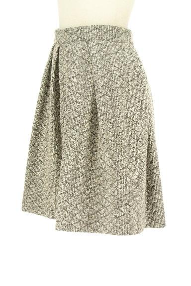 31 Sons de mode(トランテアン ソン ドゥ モード)の古着「タックフレアウールスカート(スカート)」大画像3へ