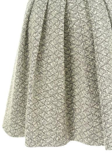 31 Sons de mode(トランテアン ソン ドゥ モード)の古着「タックフレアウールスカート(スカート)」大画像4へ