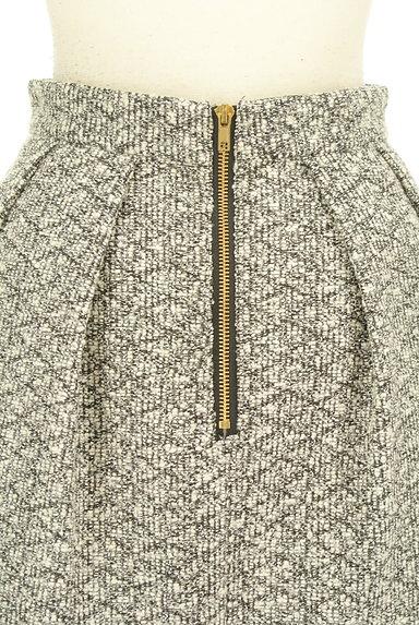 31 Sons de mode(トランテアン ソン ドゥ モード)の古着「タックフレアウールスカート(スカート)」大画像5へ