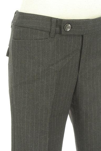 TOMORROWLAND(トゥモローランド)の古着「ピンストライプ柄美脚パンツ(パンツ)」大画像4へ