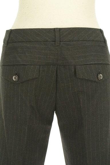 TOMORROWLAND(トゥモローランド)の古着「ピンストライプ柄美脚パンツ(パンツ)」大画像5へ