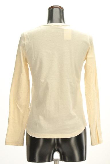 Lois CRAYON(ロイスクレヨン)の古着「ロゴプリントロングTシャツ(Tシャツ)」大画像2へ