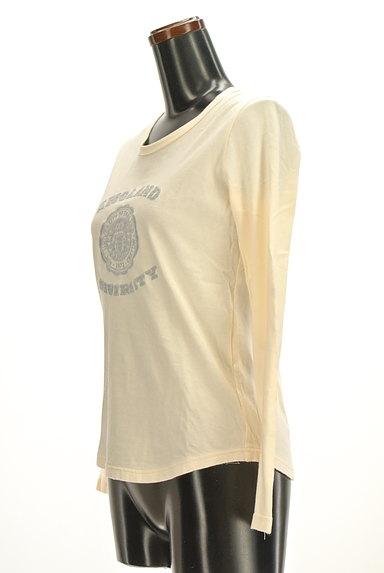 Lois CRAYON(ロイスクレヨン)の古着「ロゴプリントロングTシャツ(Tシャツ)」大画像3へ