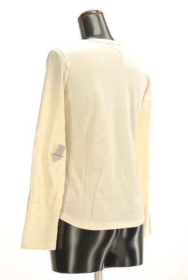 Lois CRAYON(ロイスクレヨン)の古着「ロゴプリントロングTシャツ(Tシャツ)」大画像4へ