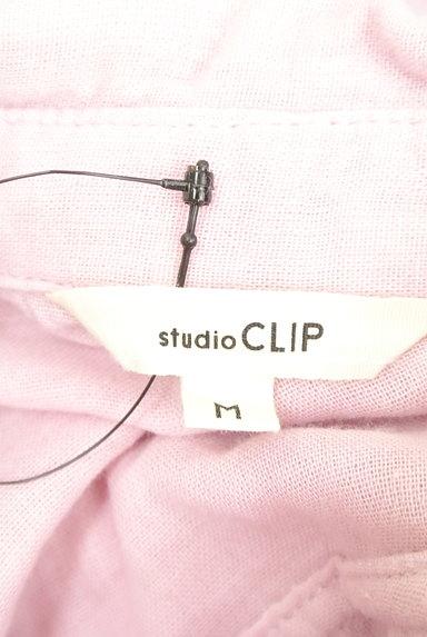 studio CLIP(スタディオクリップ)の古着「パステルカラーガーゼシャツ(カジュアルシャツ)」大画像6へ