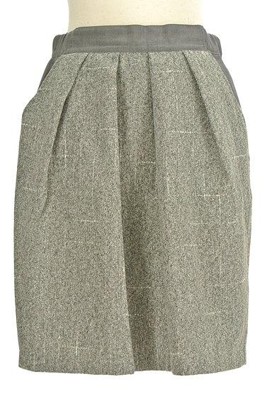 alcali(アルカリ)の古着「ウエストタックスカート(スカート)」大画像1へ