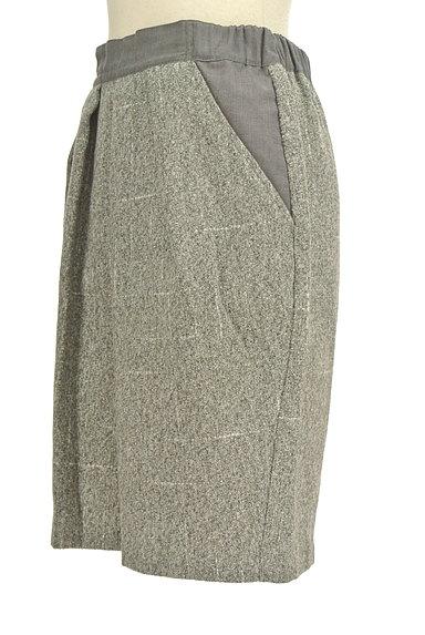 alcali(アルカリ)の古着「ウエストタックスカート(スカート)」大画像3へ