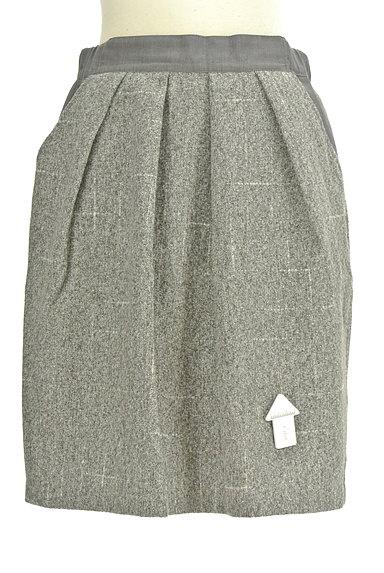 alcali(アルカリ)の古着「ウエストタックスカート(スカート)」大画像4へ