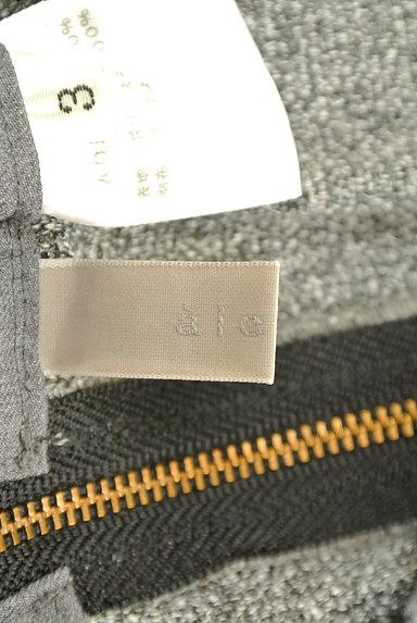 alcali(アルカリ)の古着「ウエストタックスカート(スカート)」大画像6へ