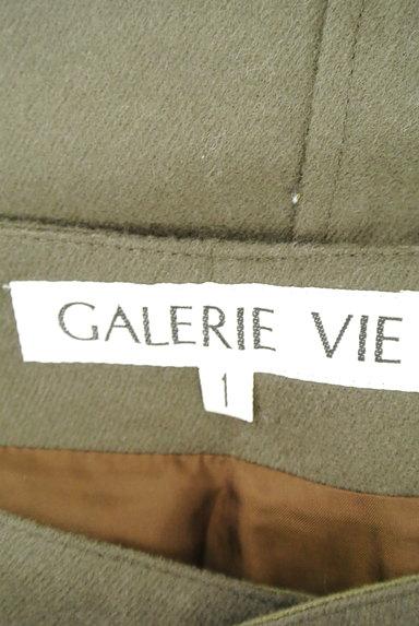 GALERIE VIE(ギャルリーヴィー)の古着「サイドボタンウールタイトスカート(スカート)」大画像6へ
