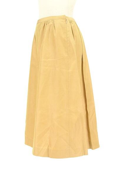 UNITED ARROWS(ユナイテッドアローズ)の古着「艶サテン膝下丈フレアスカート(スカート)」大画像3へ