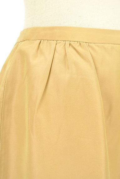 UNITED ARROWS(ユナイテッドアローズ)の古着「艶サテン膝下丈フレアスカート(スカート)」大画像4へ