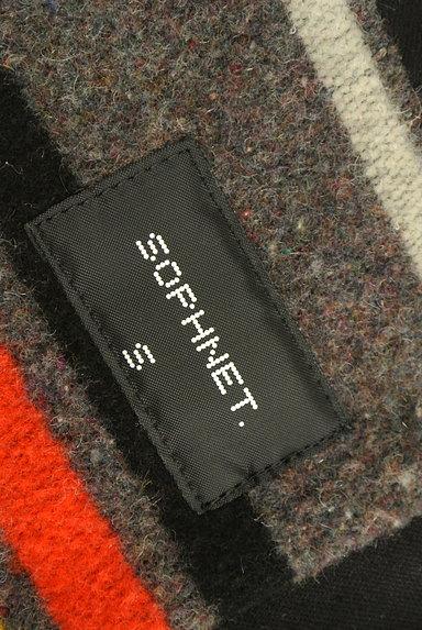 SOPHNET.(ソフネット)の古着「襟付きコットンブルゾン(ブルゾン・スタジャン)」大画像6へ