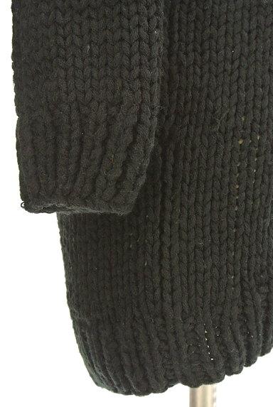 MERCURYDUO(マーキュリーデュオ)の古着「シンプルロング丈ニット(ニット)」大画像5へ