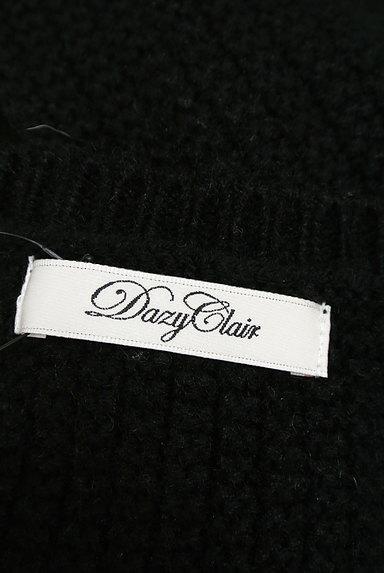 DazyClair(デイジークレア)の古着「パール付きコンパクトニット(ニット)」大画像6へ