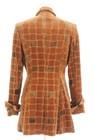 KATHARINE HAMNETT LONDON(キャサリンハムネットロンドン)の古着「コート」後ろ